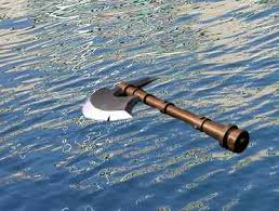floating ax