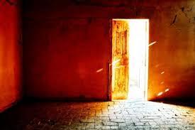 doorway to God