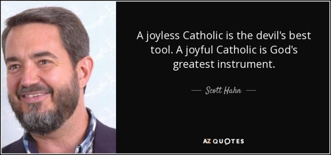 scott hahn joy meme