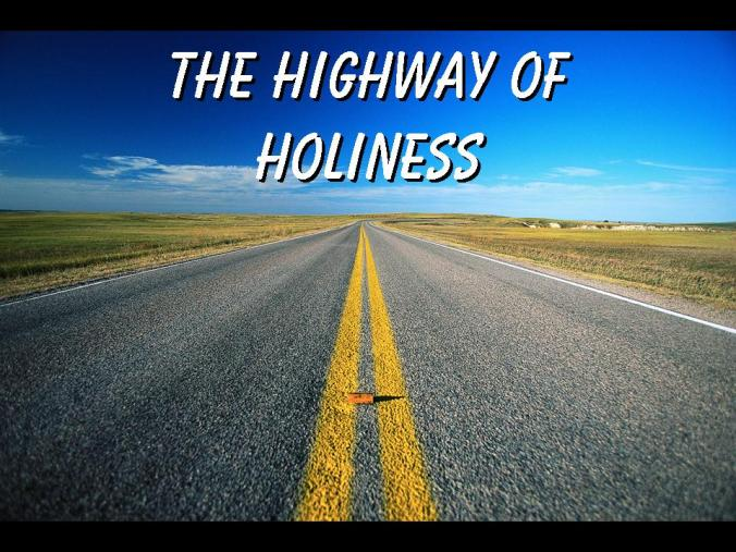 the-highway-of-holiness