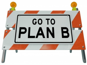 Be Flexible with Plan