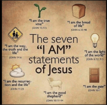 Jesus I am sayings