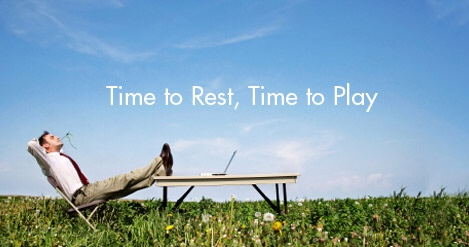 Rest and play