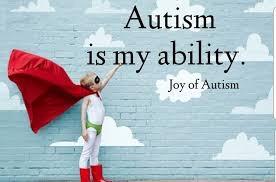 Joy of autism