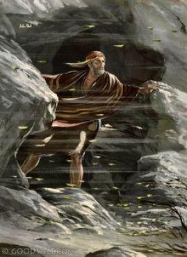 Elijah and Mountain