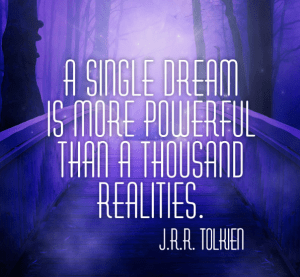 Tolkien quote about imagination