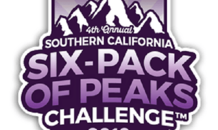 2018 Hiking Goals: The So Cal Six Pack Of Peaks Challenge