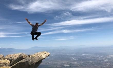 Cucamonga Peak via Icehouse Canyon Trail