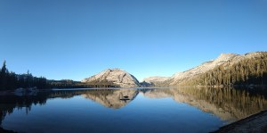 Clouds Rest via Tenaya Lake