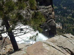 Upper Yosemite Falls Trail