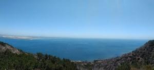 Cabrillo Coastal Trial, San Diego hikes