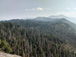 Moro Roack Trail, Sequoia National Forest