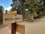 Mount Baldy Hiking Trail, Los Angeles National Forest, San Gabriel Mountain Range, Manker Flats