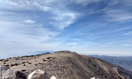 San Gorgonio Peak via Vivian Creek Trail