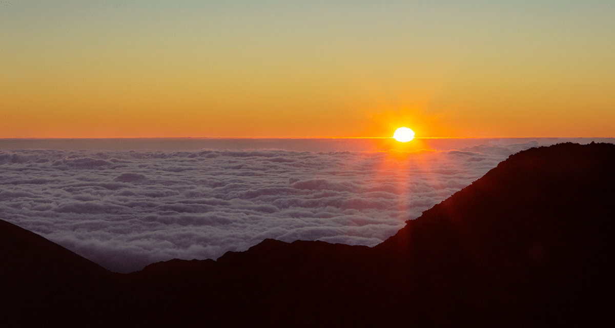 Haleakala Sunrise Viewing Guide