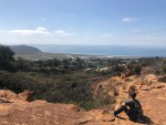 Red ridge trail hiking guide, torrey pines state reserve