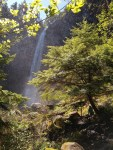 Watson Falls Hiking Trail Guide, Oregon, Watson Creek, North Umpqua River