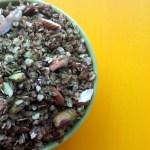 Granola de Matcha y Pistachos 5