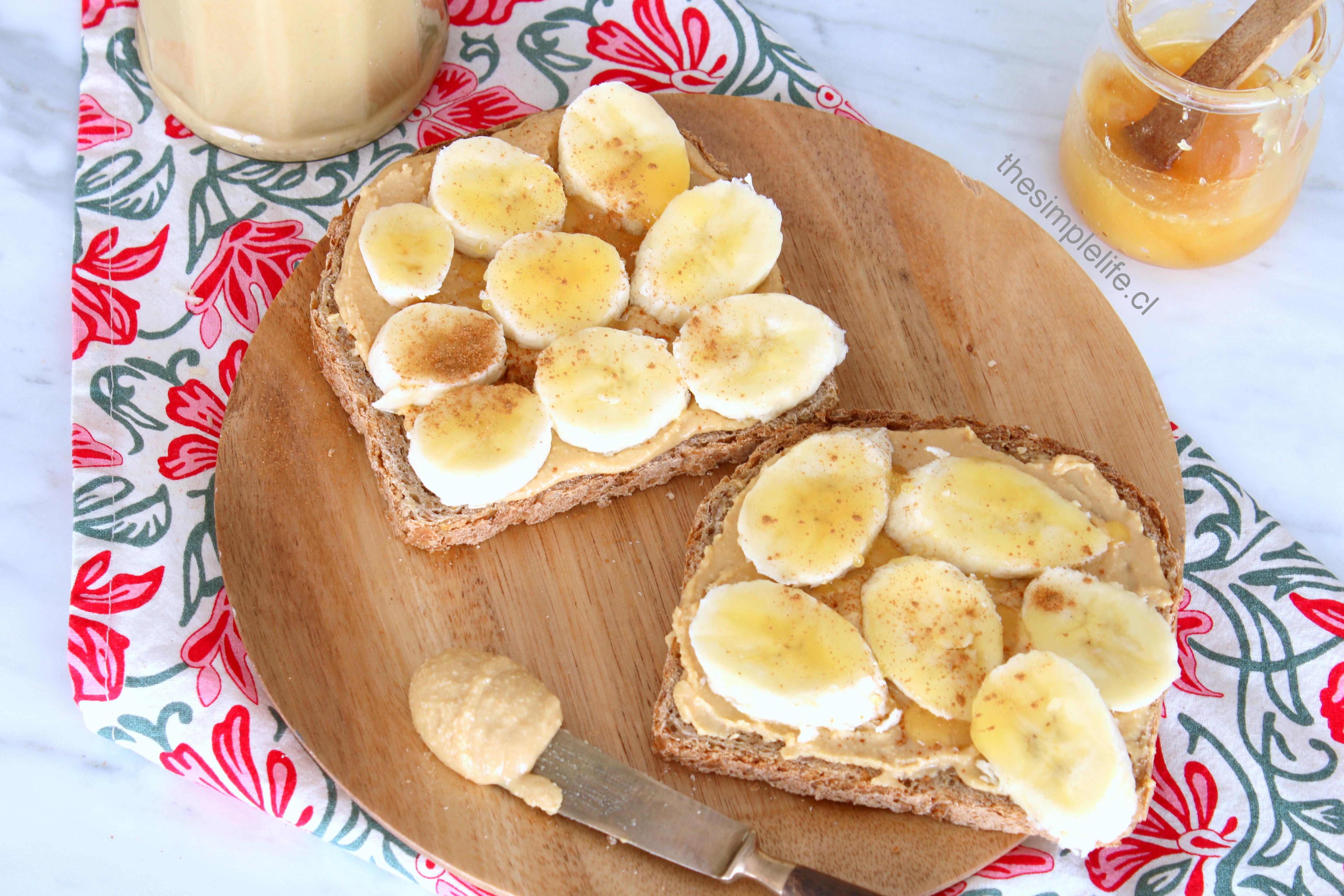PB Banana Toast 2