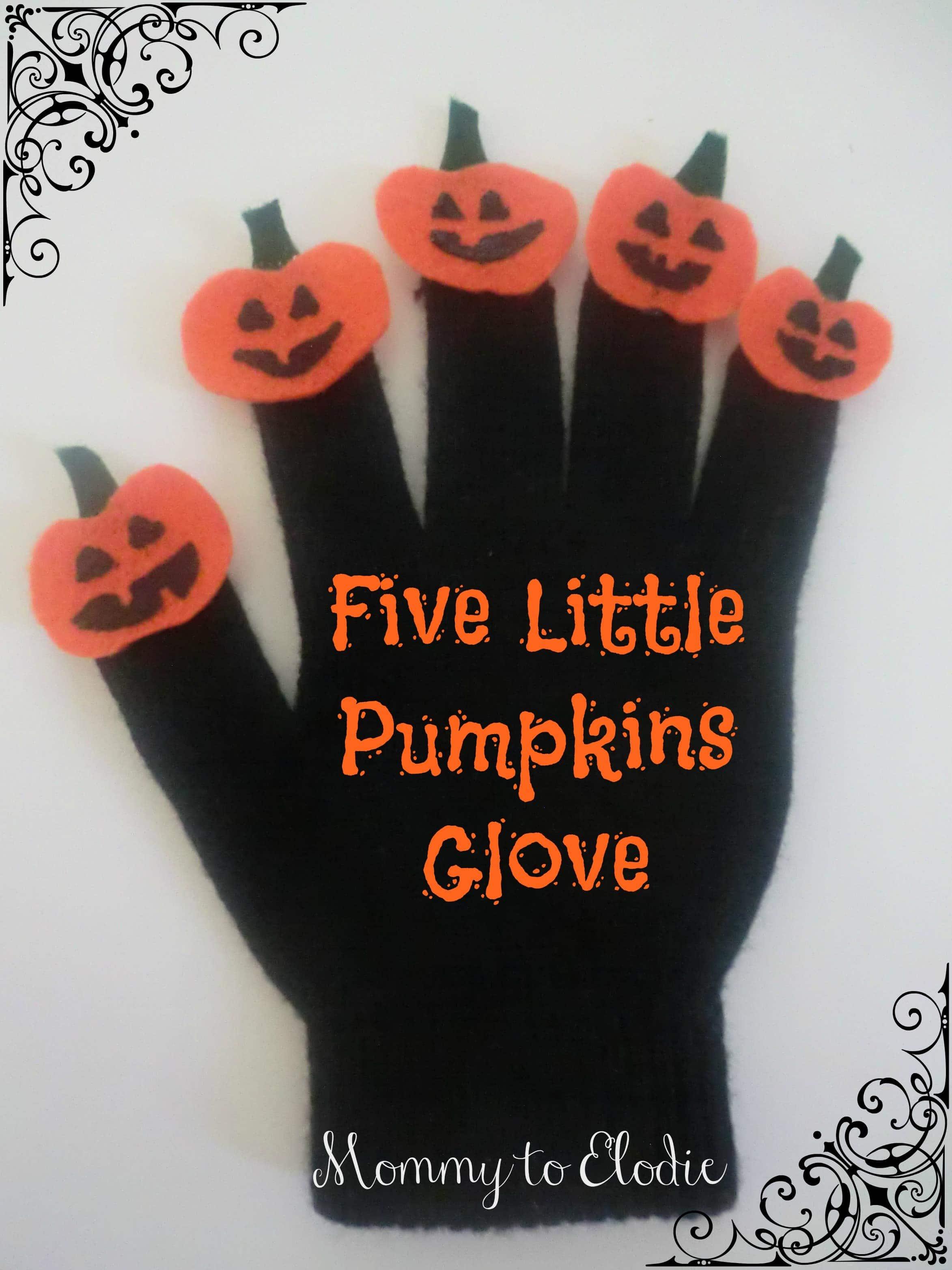 Five Little Pumpkins Craft The Simple Parent
