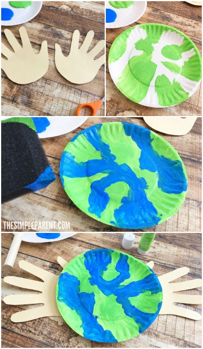 medium resolution of Make an Earth Day Craft Preschoolers Will Love Together to Celebrate • The  Simple Parent