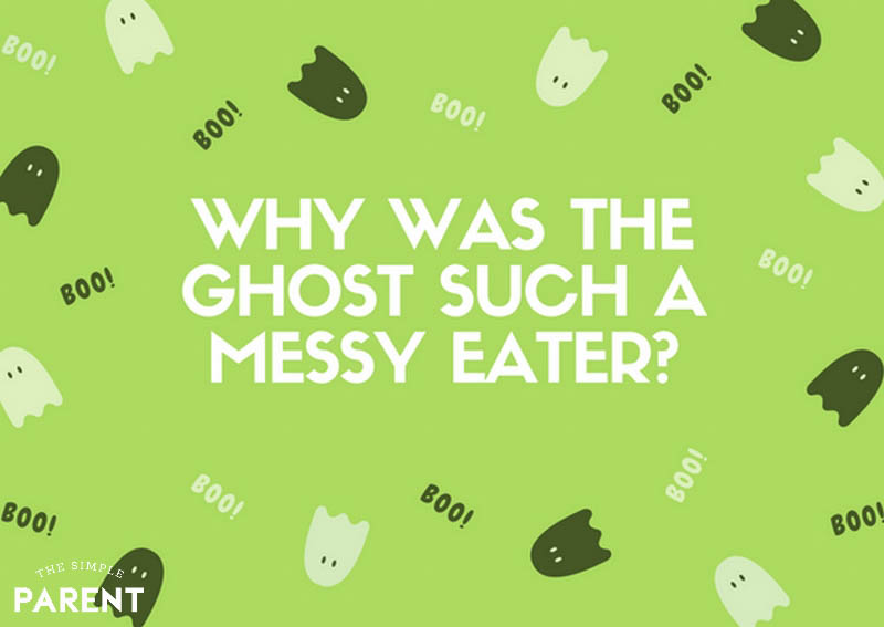 Try these jokes about ghosts, skeletons, vampires and … 31 Halloween Jokes For Kids That Will Have Them Rolling The Simple Parent