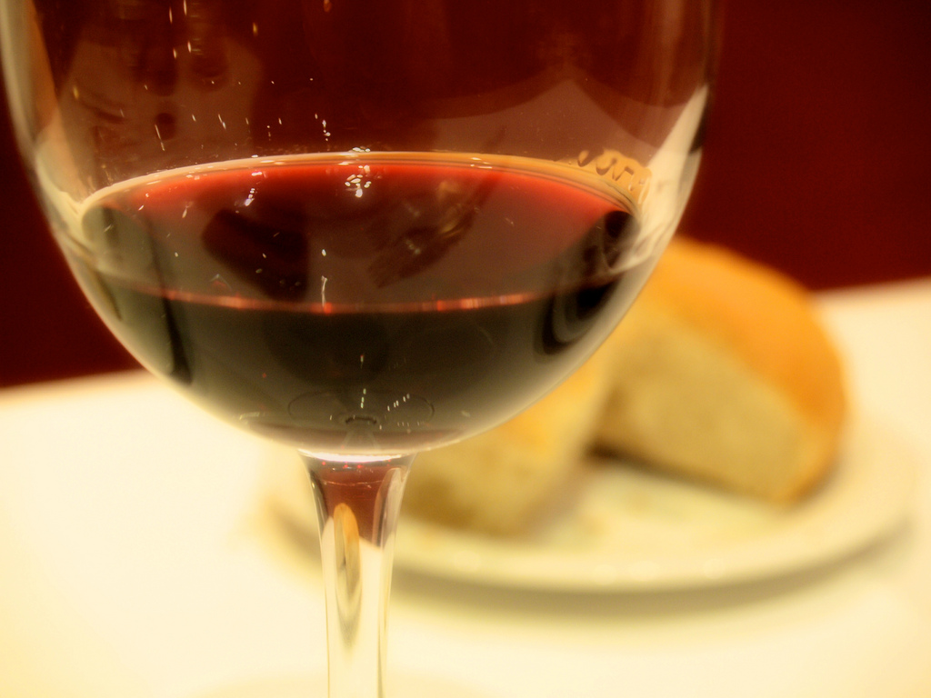 Bread & Wine as a covenant meal