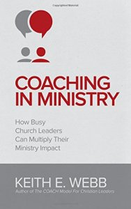 coaching in ministry cover