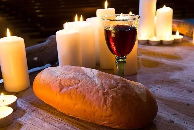 Don't neglect communion