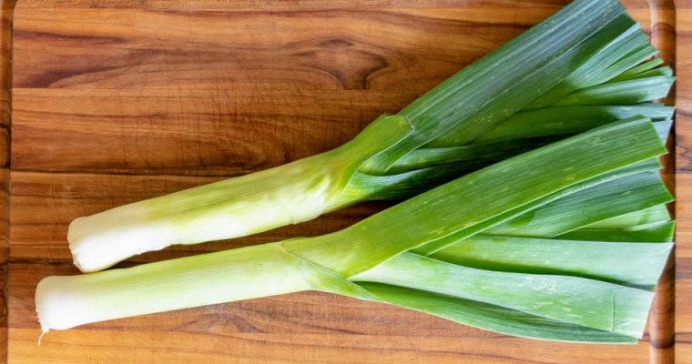 How to Clean and Use Leeks