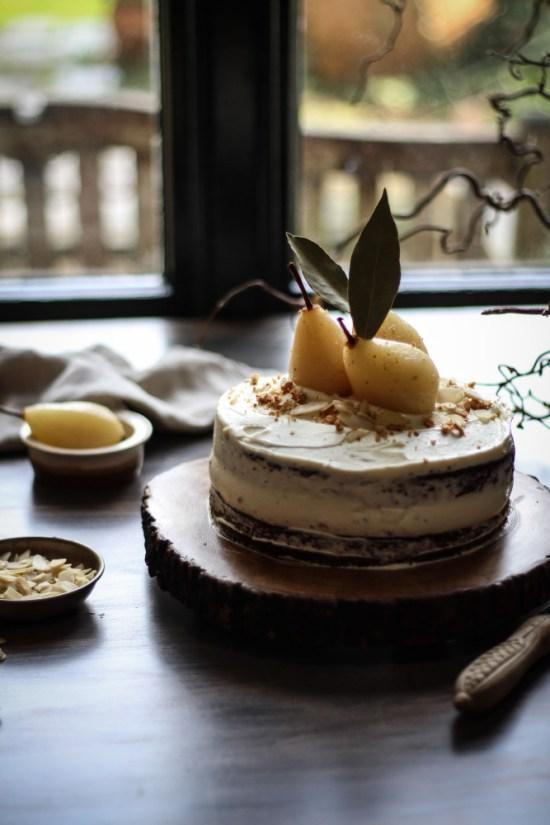 pearcake