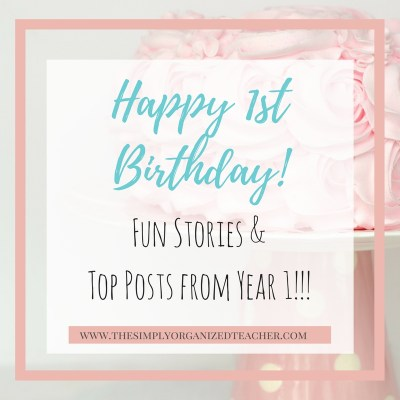 Happy 1st Birthday! Fun Stories & Top Posts from Year 1!!!
