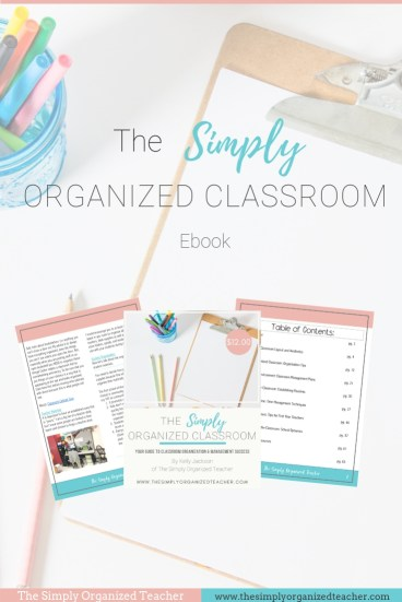 Get help with Classroom Organization and Management techniques. This resource is great for First Year Teachers and teachers looking to improve their classroom organization and classroom management plans.