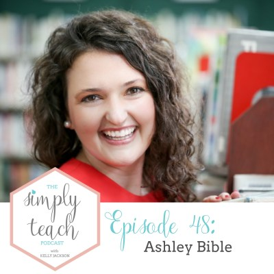 Teacher Sabbatical with Ashley Bible