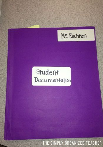 Looking to prepare for parent conferences? This blog helps you think through what to do before hand as well as templates for parent conference notes.