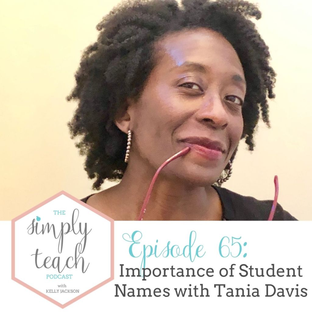 Honor students' names with the steps and ideas shared in this podcast episode.