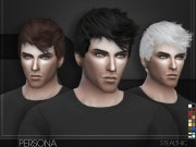 stealthic - persona male hair