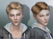 wings sims4 hair tos0713 male .2