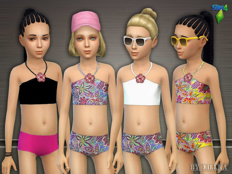 d99a0690dd Stylish in the Sunshine - Bikini - The Sims 4 Catalog