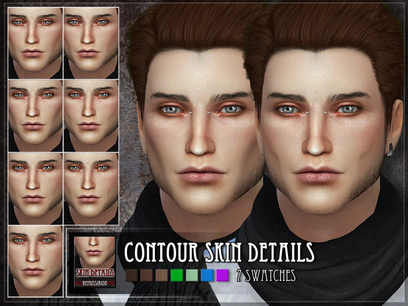 Skin details The Sims 4 Catalog
