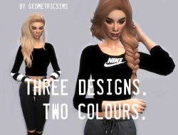 3668ad29621d Nike Fantasy Crop Jumpers by GeometricSims
