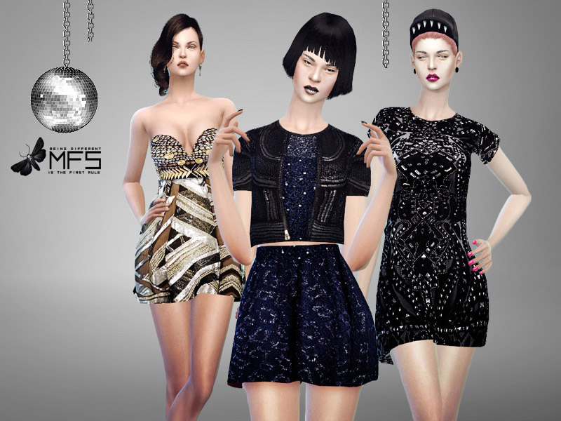 4aa450d0 MFS Lets-go-party collection - The Sims 4 Catalog