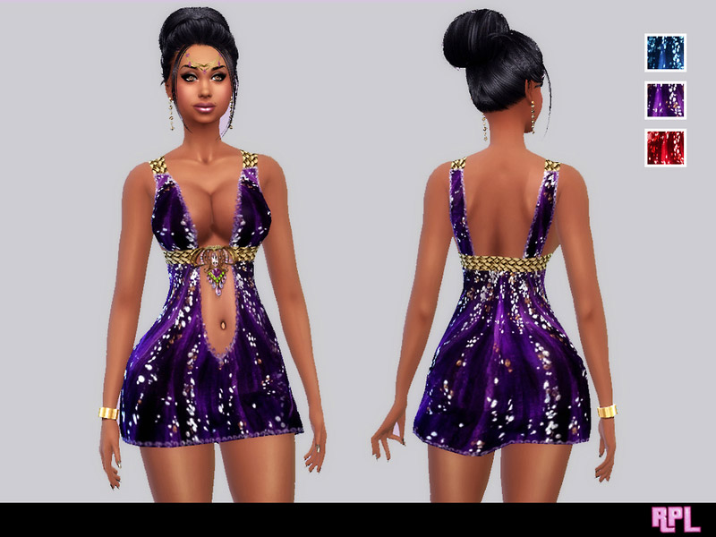 Sexy Dress The Sims  Catalog