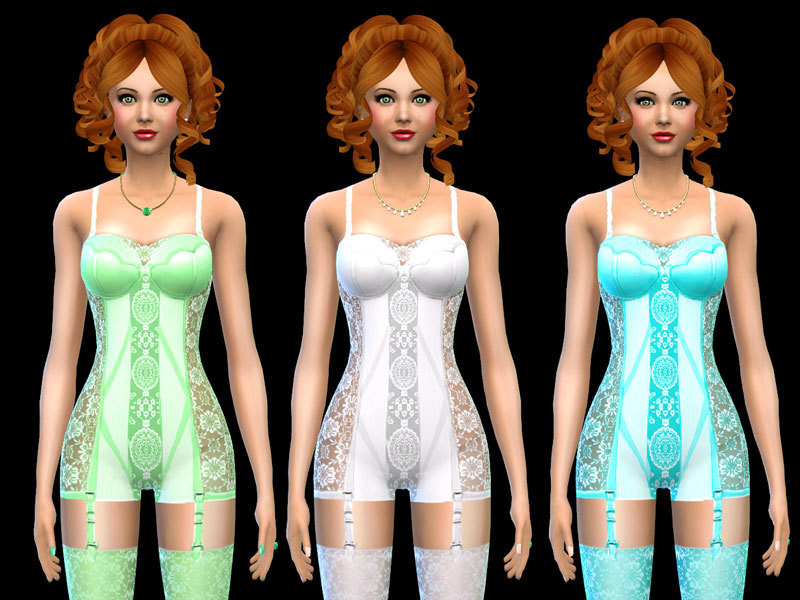 Perfect Lingerie - The Sims 4 Catalog