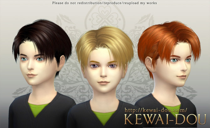 Hair Photos Boy Download: Levi S Hair For Child Male