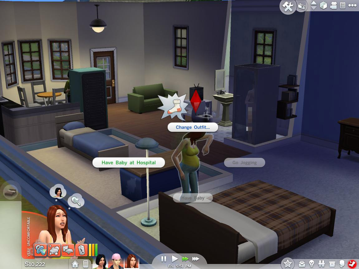 Teen Sex Mod - Pregnancy And Marriage - The Sims 4 Catalog-7253