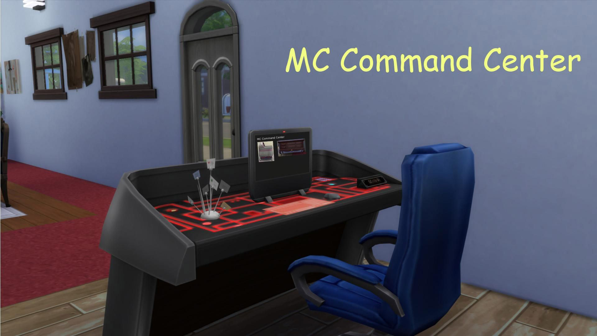 MC Command Center - The Sims 4 Catalog
