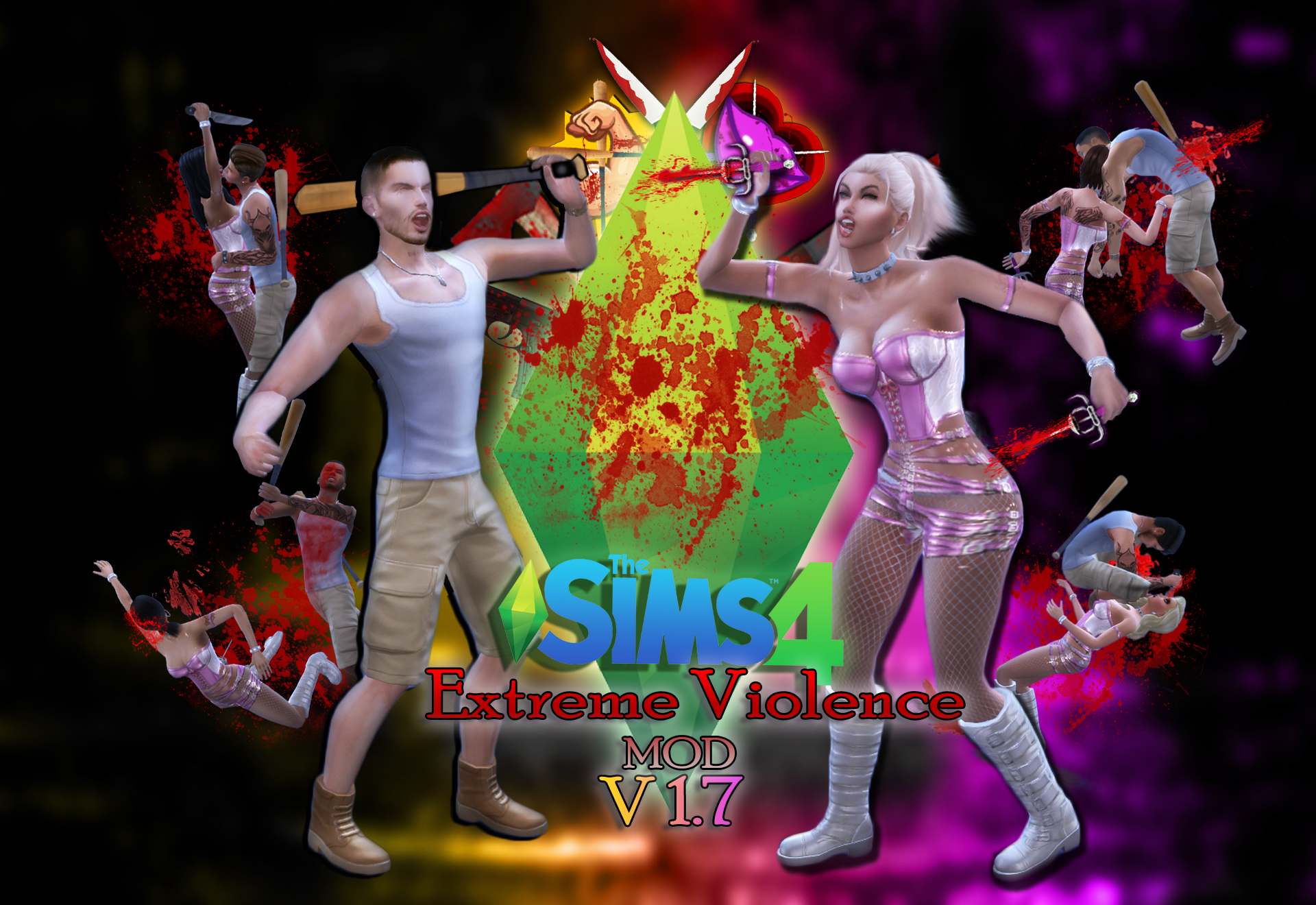 sims 4 hoe it up mod download