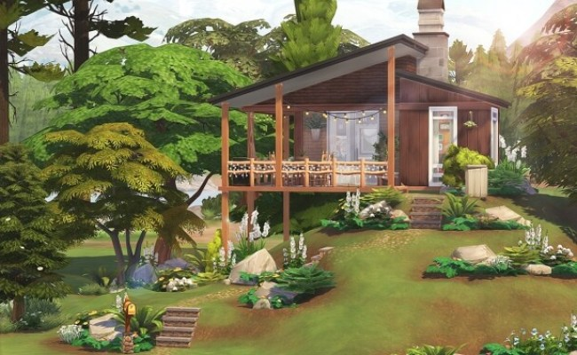 Musician S Tiny House At Aveline Sims The Sims 4 Catalog