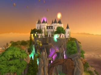 castle sims magical medieval downloads loading